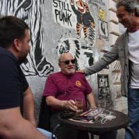 Cinema America, a Trastevere incontro a sorpresa tra Paul Schrader e Paolo Sorrentino