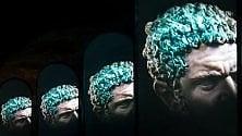 Videoarte ed emozioni   nel ventre di Caracalla