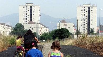 Rep   :   Nelle periferie dell'abbandono  dove vive un terzo dei romani