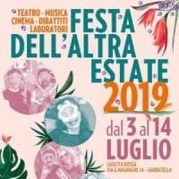 Dibattiti, cinema, teatro, laboratori: alla Casetta Rossa di Roma la festa dell'Altra estate