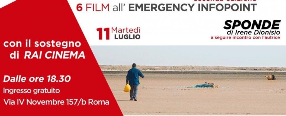 Roma, un'estate di appuntamenti con Emergency