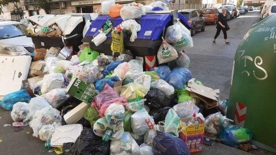 """Crisi rifiuti a Roma, ci pensa il Lazio: """"Ma avete solo 20 giorni"""""""