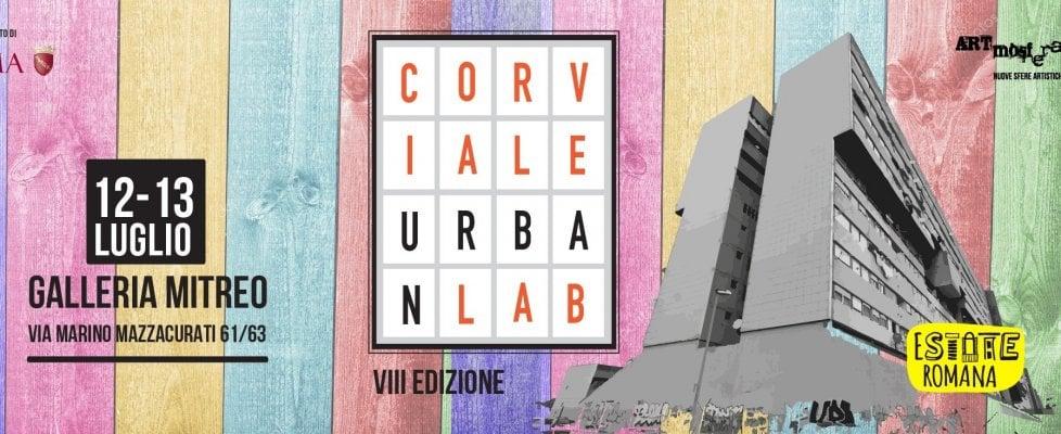 Romas, torna il Corviale Urban Lab con spettacoli e mostre gratuite