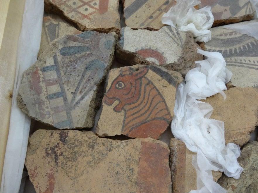 Etruschi a colori, si accende la Centrale Montemartini. Molti ritrovati a Ginevra e Copenaghen