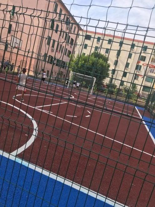 Regione Lazio presenta riqualificazione case Ater al Quarticciolo di Roma, C'è anche il centro sportivo