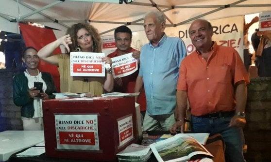 """Roma, nasce l'Osservatorio sui rifiuti: """"Affiancherà la lotta dei comuni e dei comitati contro la discarica di Riano"""""""