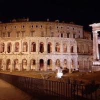 Roma, al Teatro di Marcello riapre il percorso pedonale
