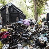 Roma, Ama e la crisi rifiuti: