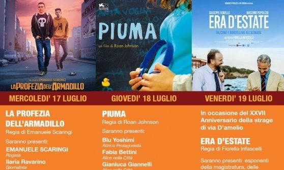 Roma, il cinema di notte in piazza tra incontri e passeggiate alla scoperta di Tor Bella Monaca