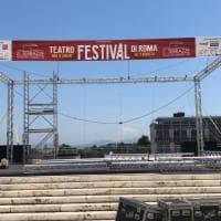 Roma, alle Terrazze Teatro Festival lo show con soccorso cinofilo