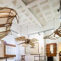 Palazzo della Cancelleria, realtà aumentata e video mapping: le nuove installazioni alla mostra su Leonardo