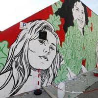 Murales della Legalità a Ostia,  censurati i volti sgraditi ai 5S