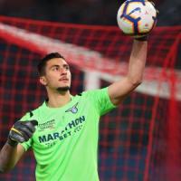 Lazio, Strakosha in ritiro: gruppo completo. Il Boca su Caicedo