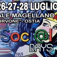 """Roma, dai """"Social Days"""" di Ostia, all'incontro sull'emergenza rifiuti"""