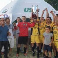 Roma, calcio e solidarietà nel torneo tra le parrocchie dell'Acli