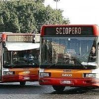 Roma, mercoledì sciopero di 4 ore del trasporto pubblico. Fermi anche i