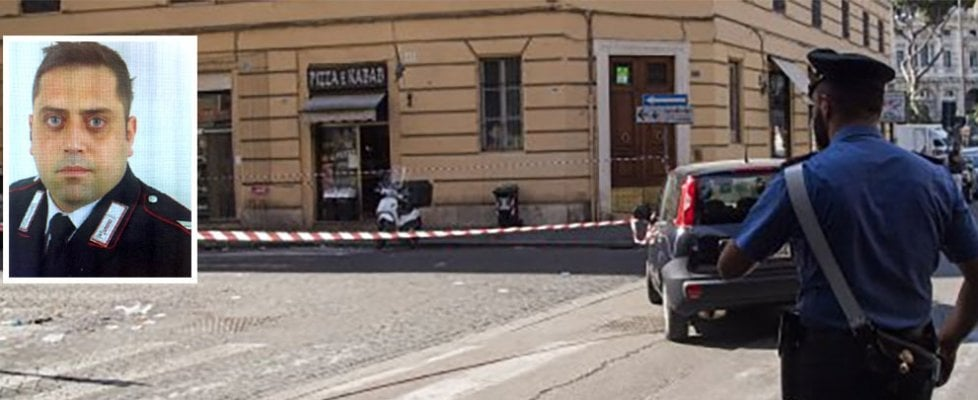 Carabiniere ucciso con 8 coltellate a Roma: fermati due ragazzi americani, uno ha confessato