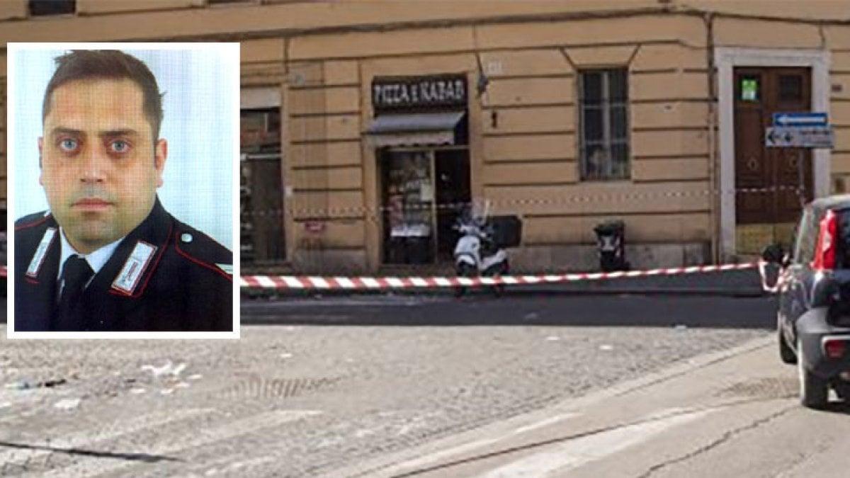Carabiniere ucciso con 8 coltellate a Roma: fermati due cittadini americani. Altre persone coinvolte
