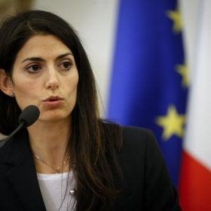 """Raggi: """"A Roma assenza di sicurezza. Mancano 2000 agenti"""""""