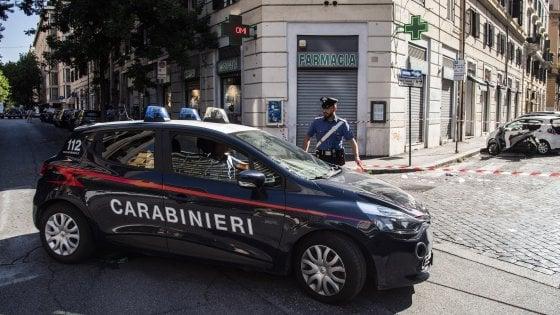 """Carabiniere ucciso a Roma, il collega: """"Ho provato a salvarlo"""""""