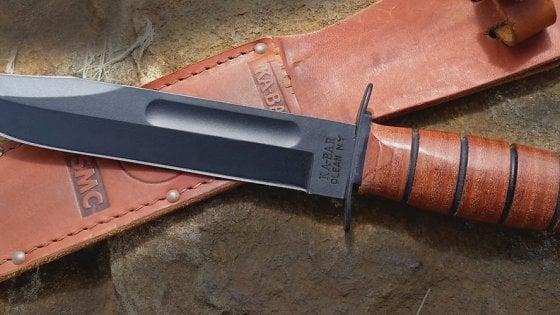 Trench knife, il modello di coltello che ha ucciso Cerciello Rega