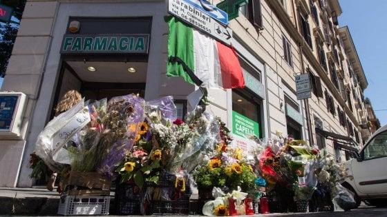 """Carabiniere ucciso, l'autopsia: """"Cerciello colpito da coltello su entrambi i fianchi"""""""