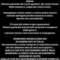 """Open Arms, Achille Lauro su Instagram: """"Fateli sbarcare"""""""
