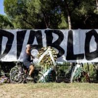Roma, funerale di Diabolik, c'è l'intesa: ammesse massimo 100 persone.