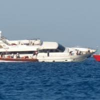 Ponza, il giallo del super yacht contro le secche: due sos a luglio e agosto, la fuga del comandante e il Rolex patacca lasciato al cantiere
