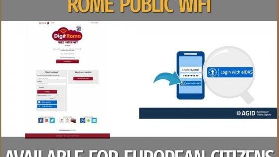 """Raggi: """"Nella Capitale wi-fi gratuito per i cittadini europei"""""""