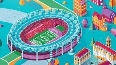 Per Euro 2020 concerto dentro il Colosseo