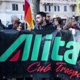 Da Alitalia a Enel, vertenze ferme per la crisi di governo