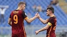 "Dzeko: ""Florenzi voleva darmi la fascia, ma il capitano sarà lui"""