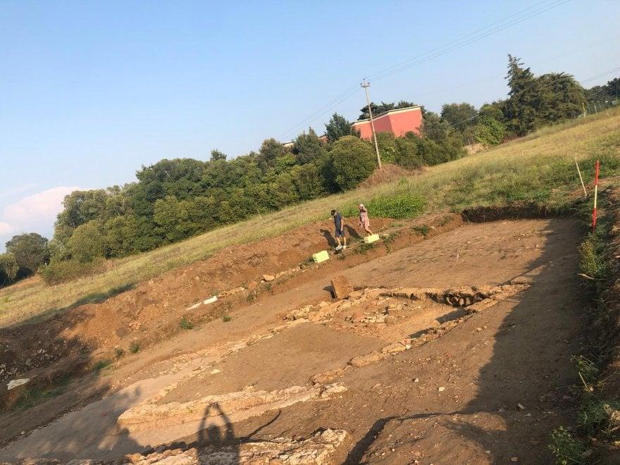 Due sepolture e una villa romana: le nuove scoperte nell'antica Satricum