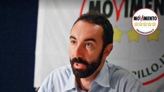 """Roma, il consigliere regionale Barillari: """"Non sono nato 5S per morire da piddino"""". E parla di scissione"""