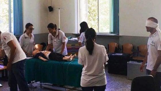 Pediatri senza frontiere.  A Latina le olimpiadi del soccorso
