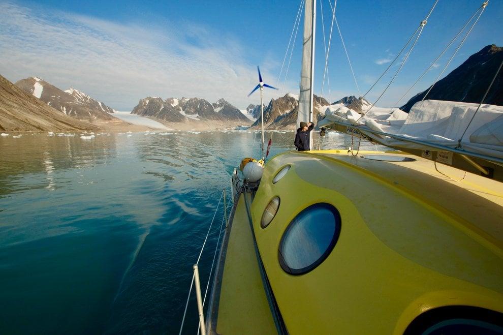 """Le meraviglie del mar Glaciale Artico in mostra a Ostia per """"82°07' Nord"""""""
