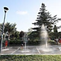 Roma, dopo anni di abbandono il parco Labia torna ai cittadini
