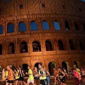 Roma, morto podista durante la mezza maratona ai Fori Imperiali