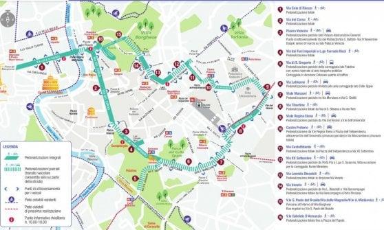 Roma, domenica 15 settembre torna Vialibera: 15 chilometri a piedi o in bicicletta