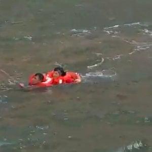 Circeo, canoisti intrappolati alla Grotta dei prigionieri per il mare mosso: salvati dopo due giorni