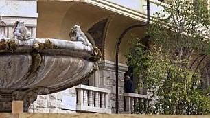 Parte il restauro della fontana delle Rane   video