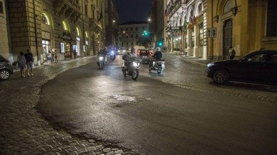 Roma, sampietrini: il lungo ritorno dalla Mercede all'Aventino