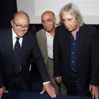 """Roma, Vanzina memories al circolo Aniene presentato il libro """"Mio fratello Carlo"""""""
