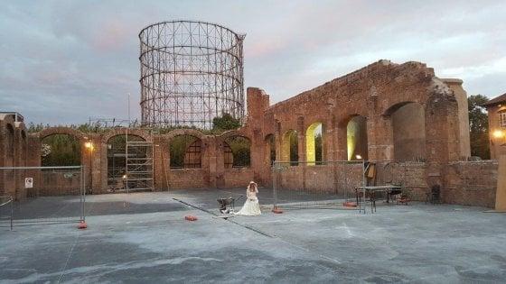 Roma, il teatro India compie vent'anni: festa nell'hangar all'Ostiense