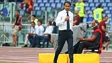In Coppa per ripartire  Inzaghi: ''Ora reagiamo''
