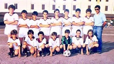 Rep :   Trastevere calcio, quando c'era Totti I 110 anni della terza squadra di Roma