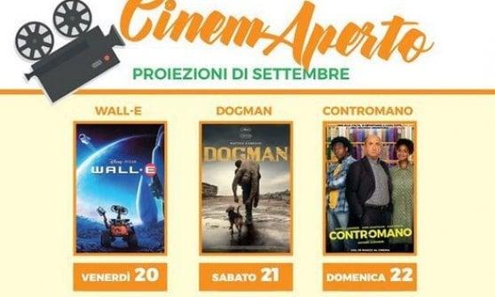 Roma,  proiezioni di settembre con Nonna Roma e il Buonista