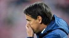 """Inzaghi non ci sta """"Sconfitta immeritata"""""""