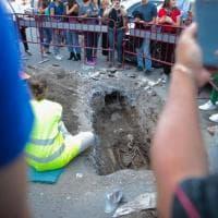 Roma, il mistero dello scheletro trovato a Piramide